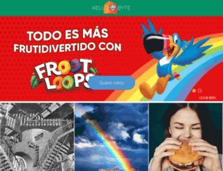 frootloops.com.mx screenshot