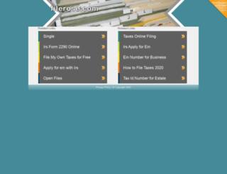 frs088.filerose.com screenshot