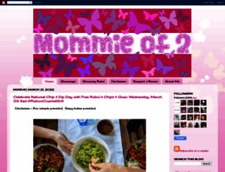frugalmommieof2.blogspot.com screenshot
