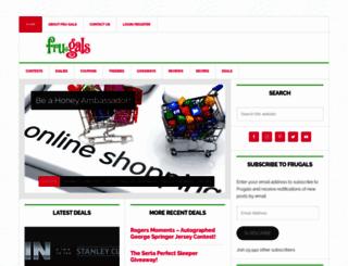 frugals.ca screenshot