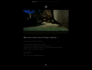 frugalserenity.com screenshot