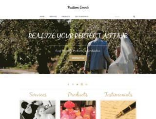 fruition-events.com screenshot