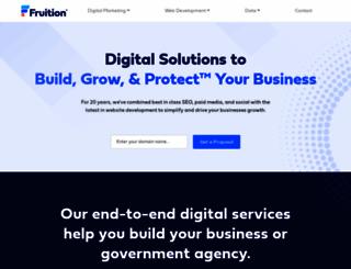 fruition.net screenshot