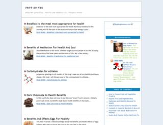 frut-veg.blogspot.com screenshot