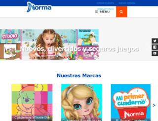 frutikasnorma.com screenshot