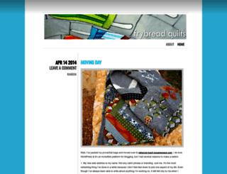 frybreadquilts.wordpress.com screenshot