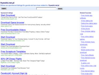 frywolni.net.pl screenshot