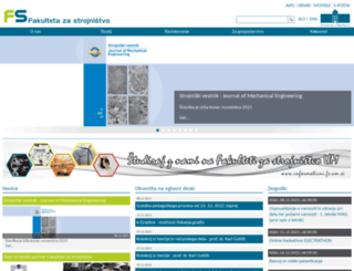 fs-server.uni-mb.si screenshot