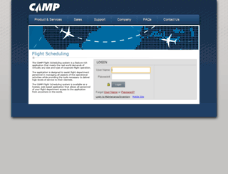 fs.campsystems.com screenshot