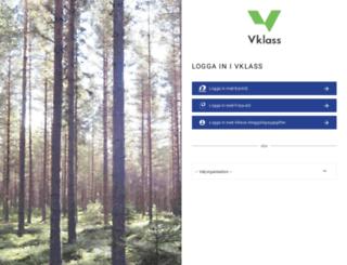 fs.vklass.se screenshot