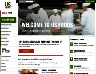fsafood.com screenshot