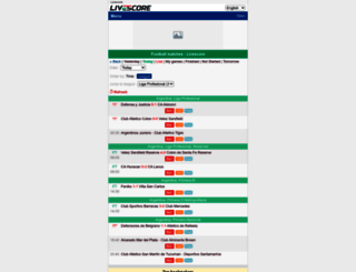 fscores.com screenshot
