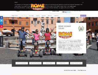 fsegwayrome.com screenshot