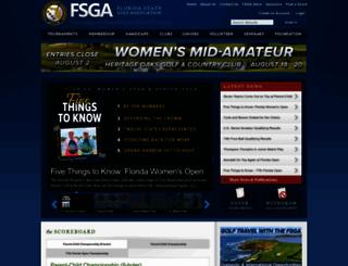 fsga.org screenshot