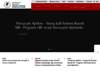 fshmn.uni-pr.edu screenshot