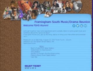 fshsmusicdrama.myevent.com screenshot