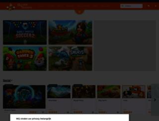 fsiders.hyves.nl screenshot