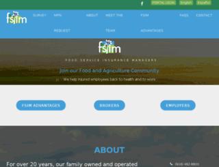 fsim.us screenshot