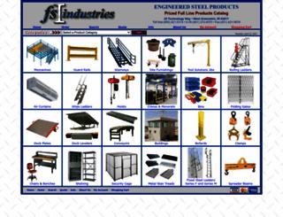 fsindustries.com screenshot
