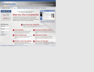 fso.cpasitesolutions.com screenshot