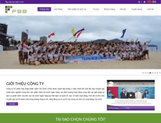 fss.com.vn screenshot