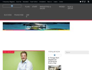 fstaging.entrepreneurmag.co.za screenshot
