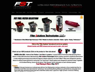 fstperformance.com screenshot