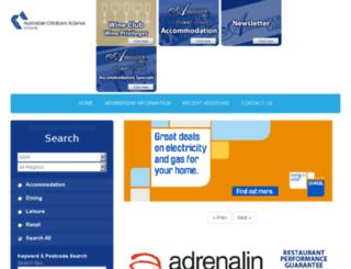 fsu.ambassadorcard.com.au screenshot