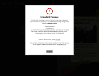 fsusd.org screenshot