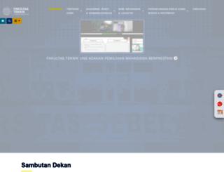 ft.uns.ac.id screenshot