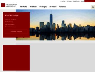 ftci.com screenshot