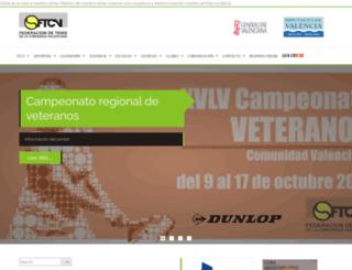 ftcv.es screenshot