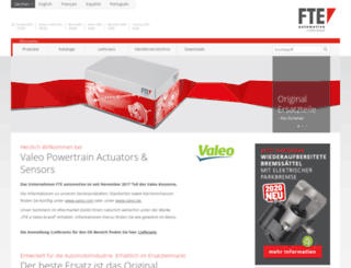 fte.de screenshot