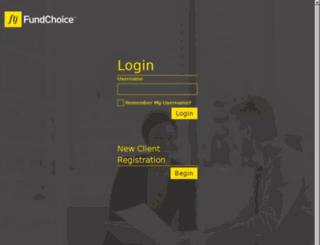 ftjfundchoice.net screenshot