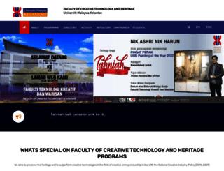 ftkw.umk.edu.my screenshot