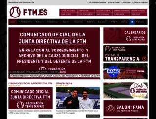ftm.es screenshot