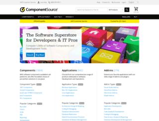 ftp.componentsource.com screenshot