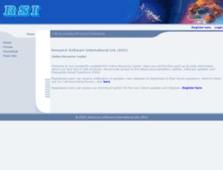ftp.telecost.com screenshot