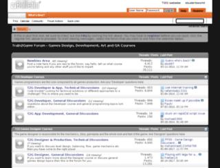 ftp.train2game.com screenshot