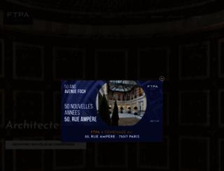 ftpa.com screenshot