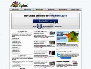 ftplanet.net screenshot