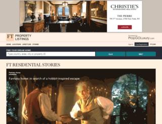 ftpropertylistings.com screenshot