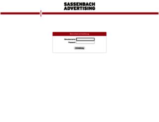 ftpviaweb.sassenbach.de screenshot