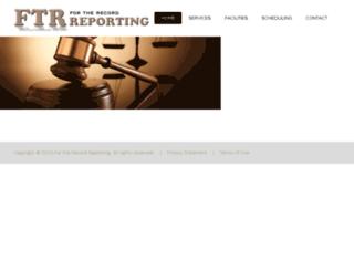 ftr.nettally.com screenshot