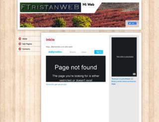 ftristanweb.es.tl screenshot
