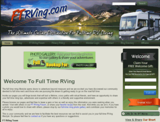 ftrving.com screenshot