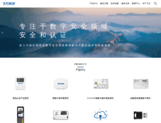 ftsafe.com.cn screenshot