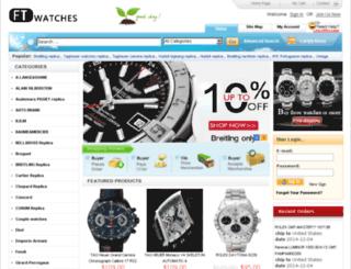 ftwatches.com screenshot