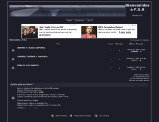 fua-uni55.foroactivo.net screenshot