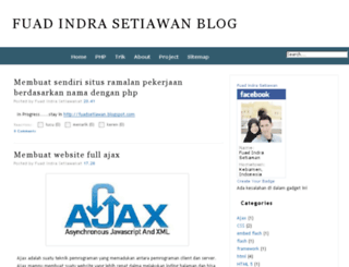 fuadsetiawan.blogspot.com screenshot